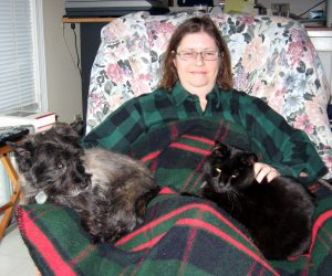 Paula, Dulcie, and Batman-DEC07