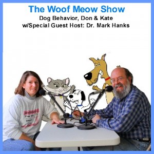 10JAN15-Dog Behavior, Don and Kate w-guest host Dr Mark Hanks 400x400
