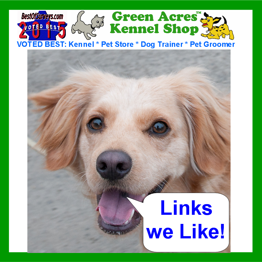 Every day we review the internet for pet related posts that we think might  be of interest to our clients. Usually, they contain valuable information  about ...