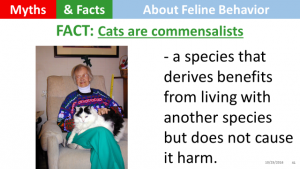 cats-are-commensalists