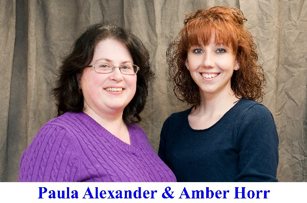 Paula Alexander and Amber Horr-5MAR12-w-names 600x398