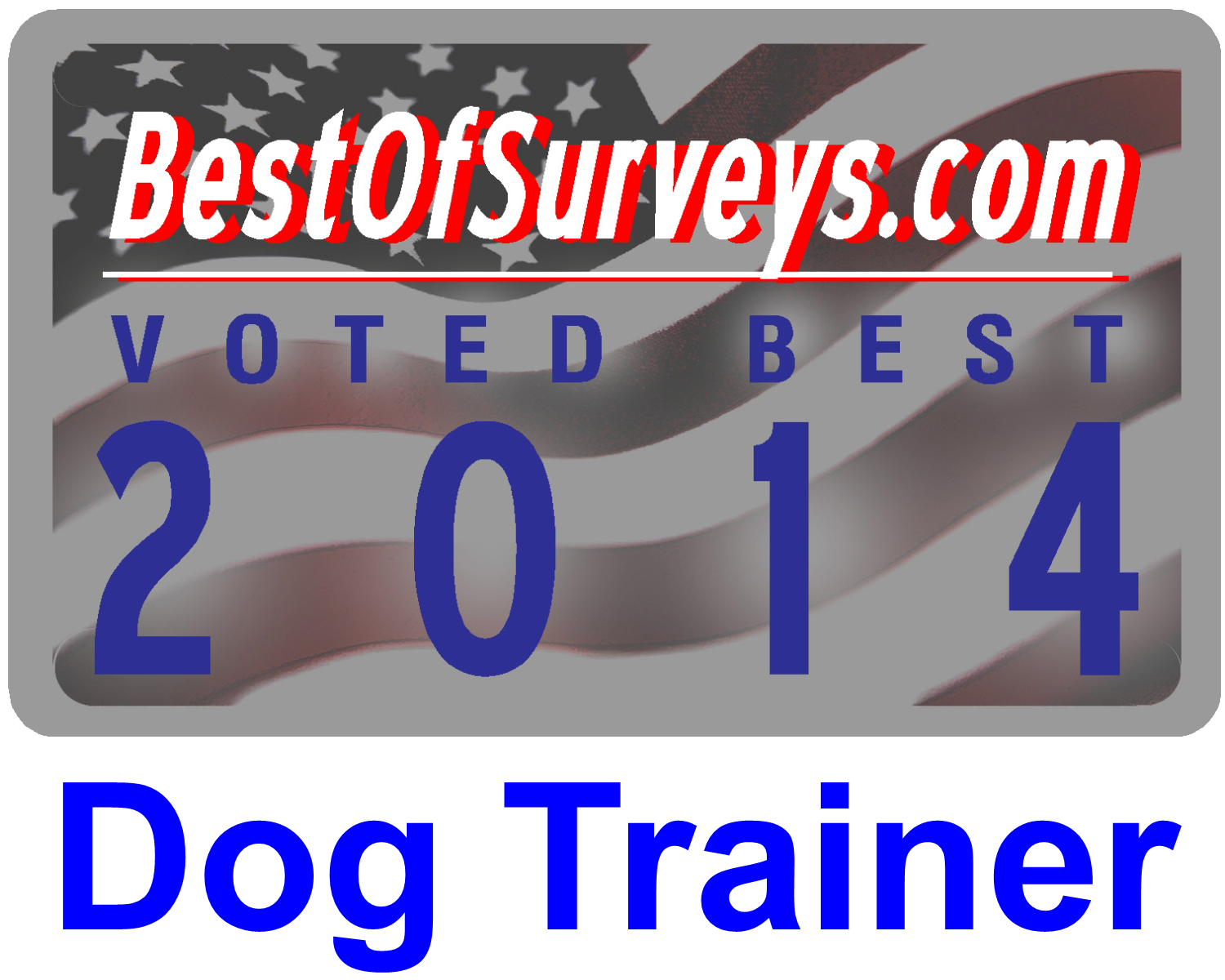 gaks-best dog trainer-2014-1